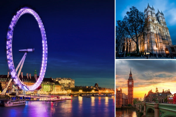 A CITY GUIDE TO LONDON