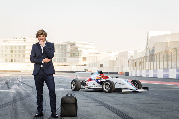 CONSTANTIN REISCH TO RACE IN STYLE WITH RODERER