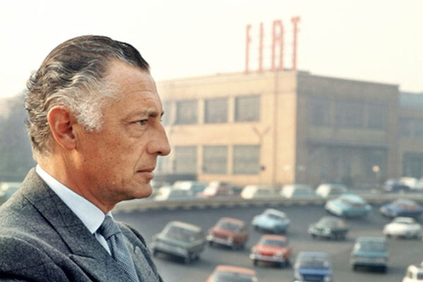 Gianni Agnelli, The Godfather Of Style