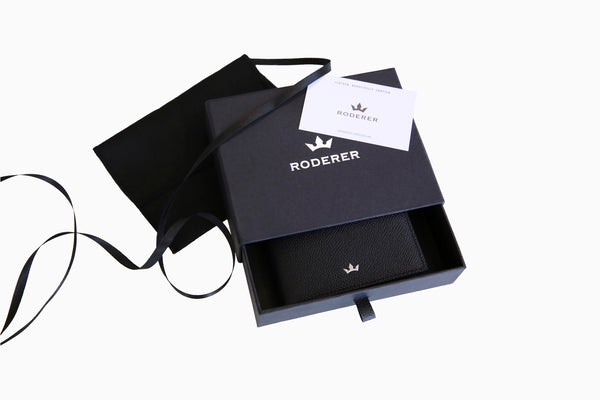 THE GIFT GUIDE BY RODERER