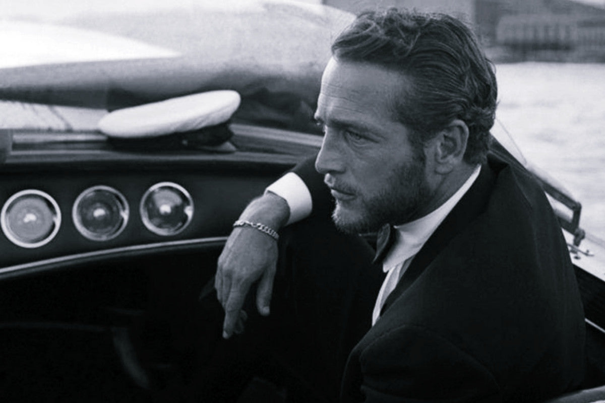 STYLE ICON: PAUL NEWMAN