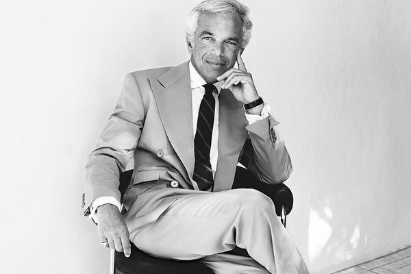 Ralph Lauren – Designing The American Dream