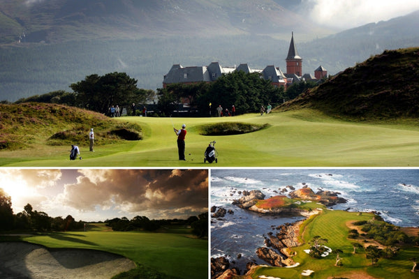 The 3 Best Golf Clubs in the World