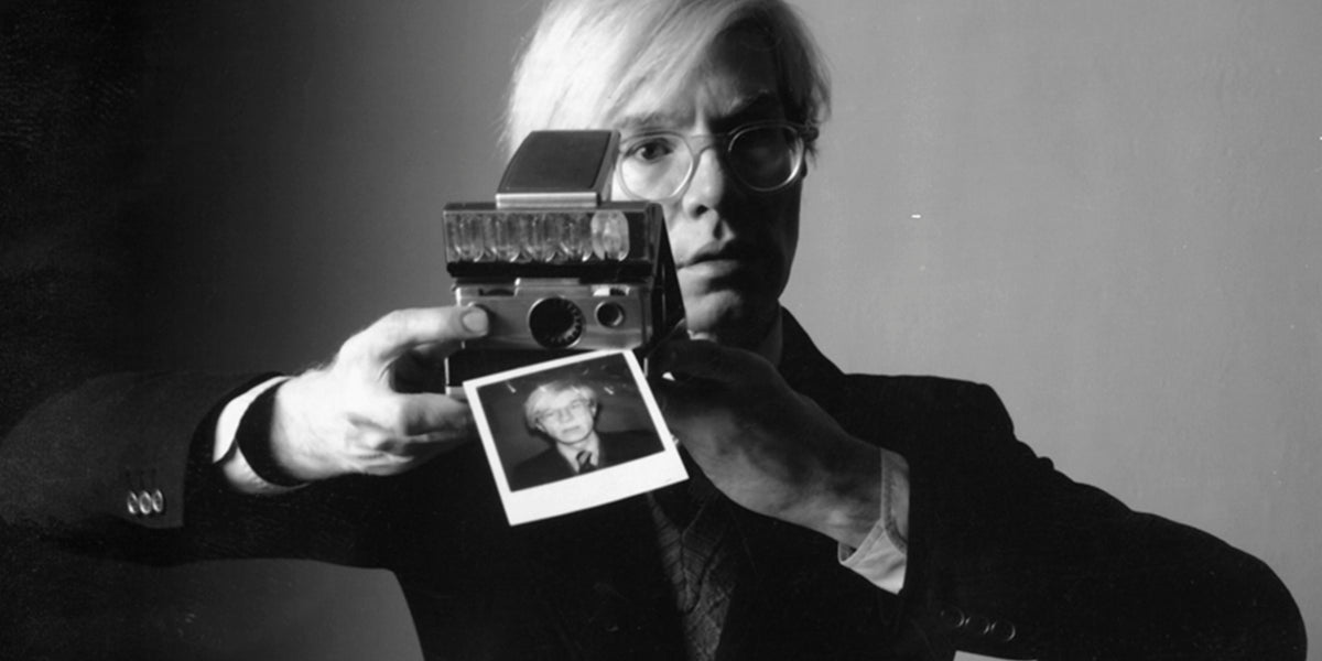 Andy Warhol - Roderer