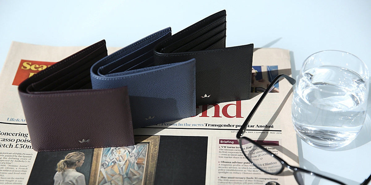 Roderer Bifold Wallet Milano Collection