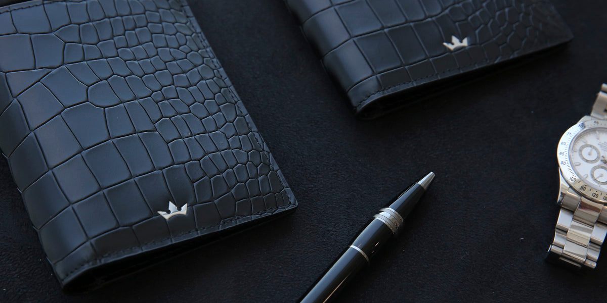 Roderer Luxury Bifold Wallet Collection