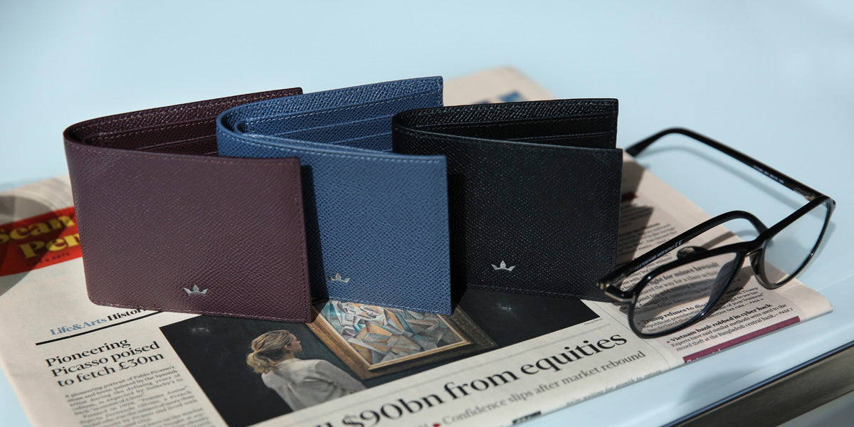 Roderer Milano Bifold Wallet Collection