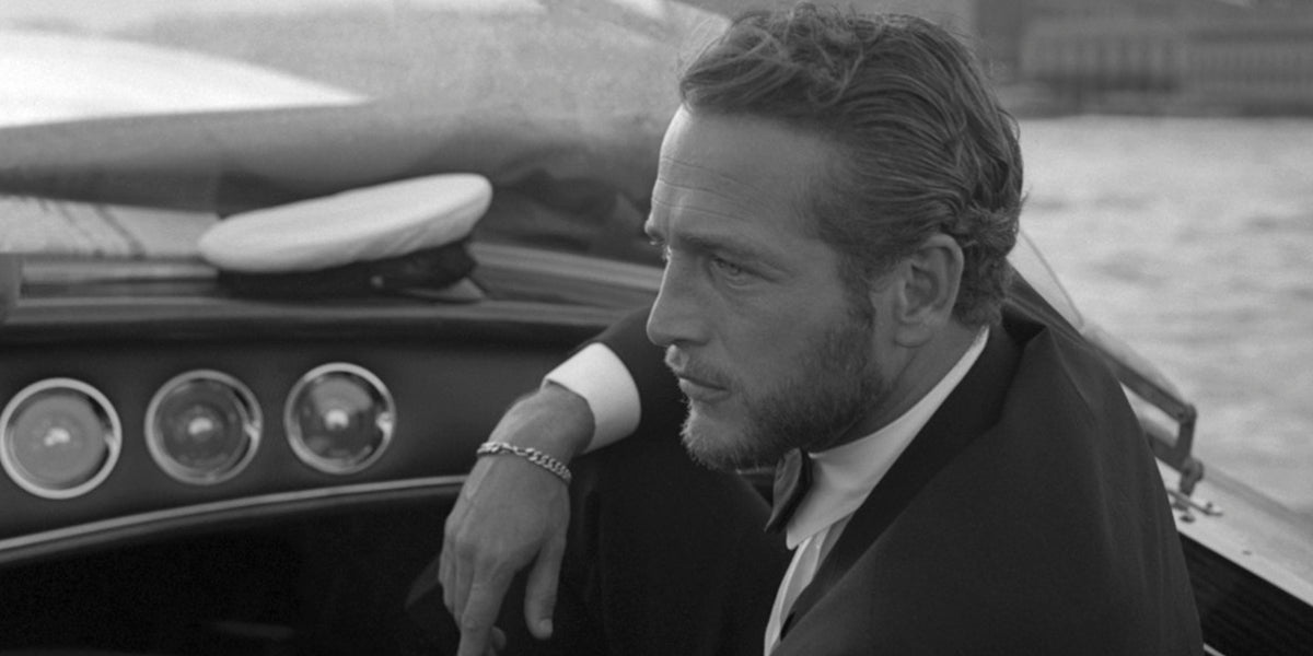 Roderer Style Icon Paul Newman