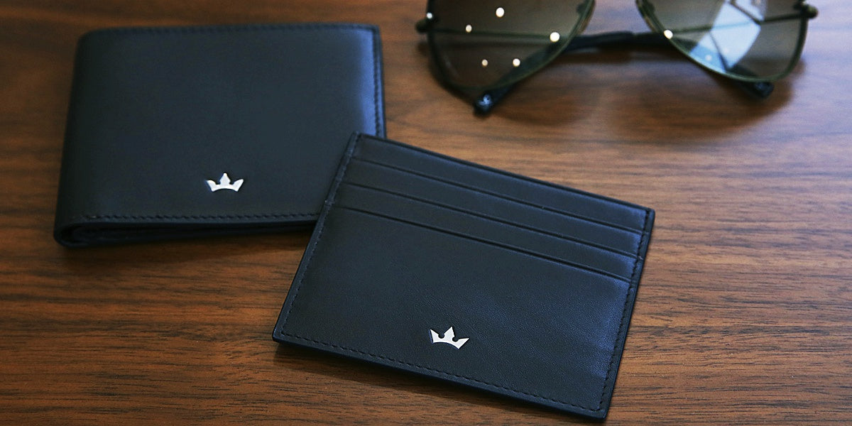 Roderer Roma Wallet And Card Holder
