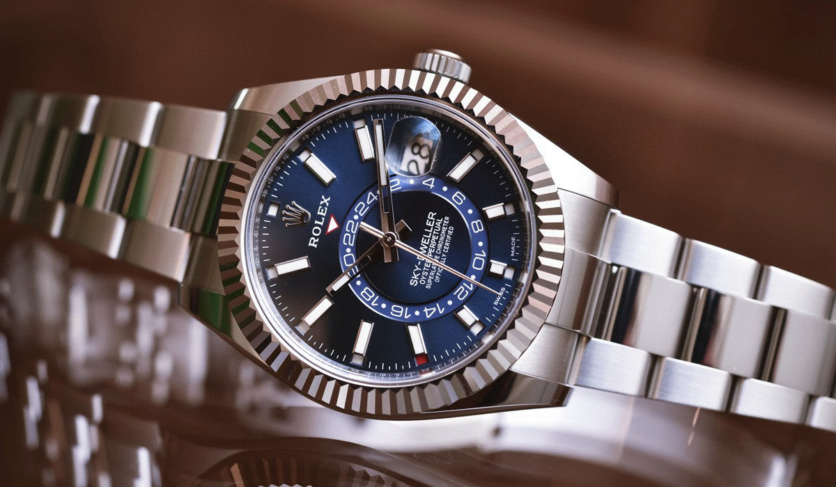 Rolex Sky-Dweller Dual Time Watch