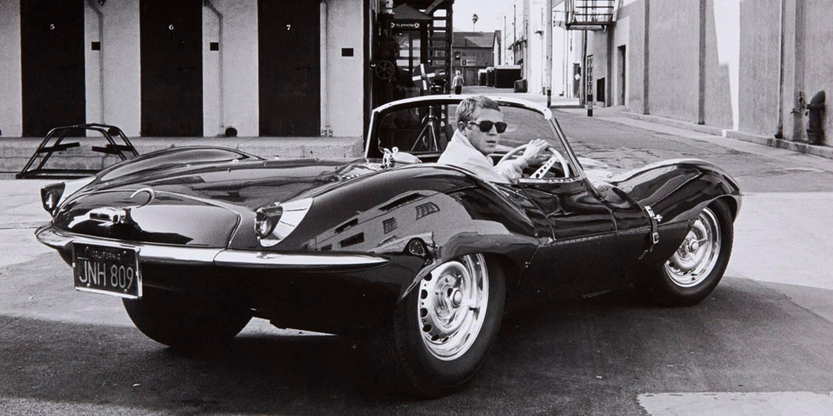 Style Icon: Steve Mcqueen, The King Of Cool