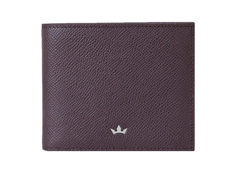 Card Holder 6 Card Milano Burgundy