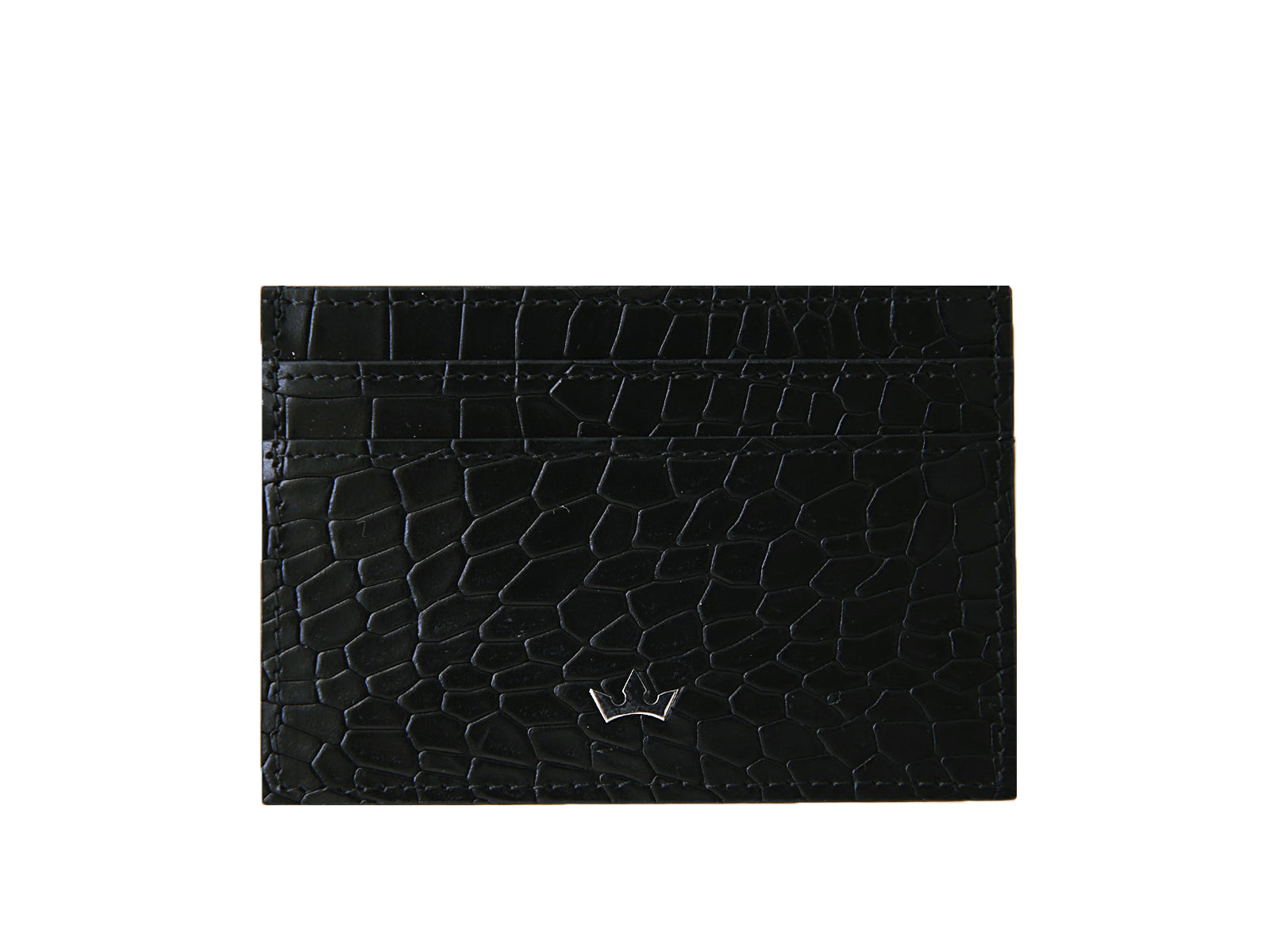 Roderer Card Holder 4 Card Venezia Black