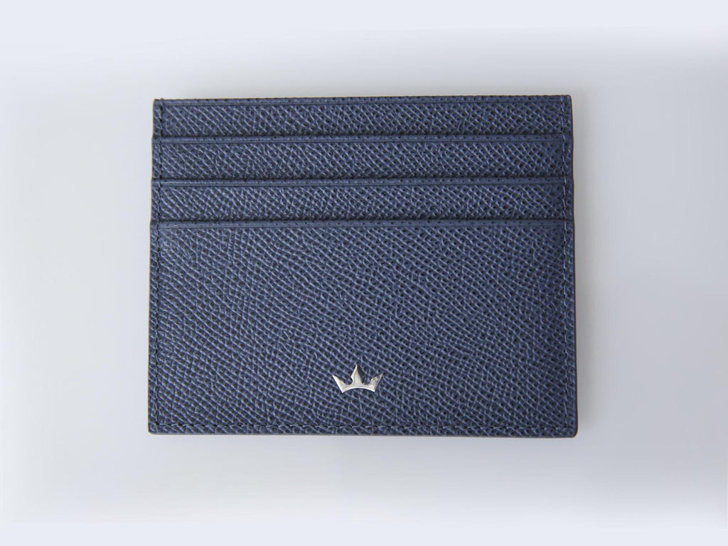 Roderer Card Holder 6 Card Milano Blue
