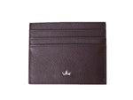 Roderer Card Holder 6 Card Milano Burgundy