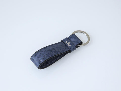 Roderer Loop Key Holder Milano Blue