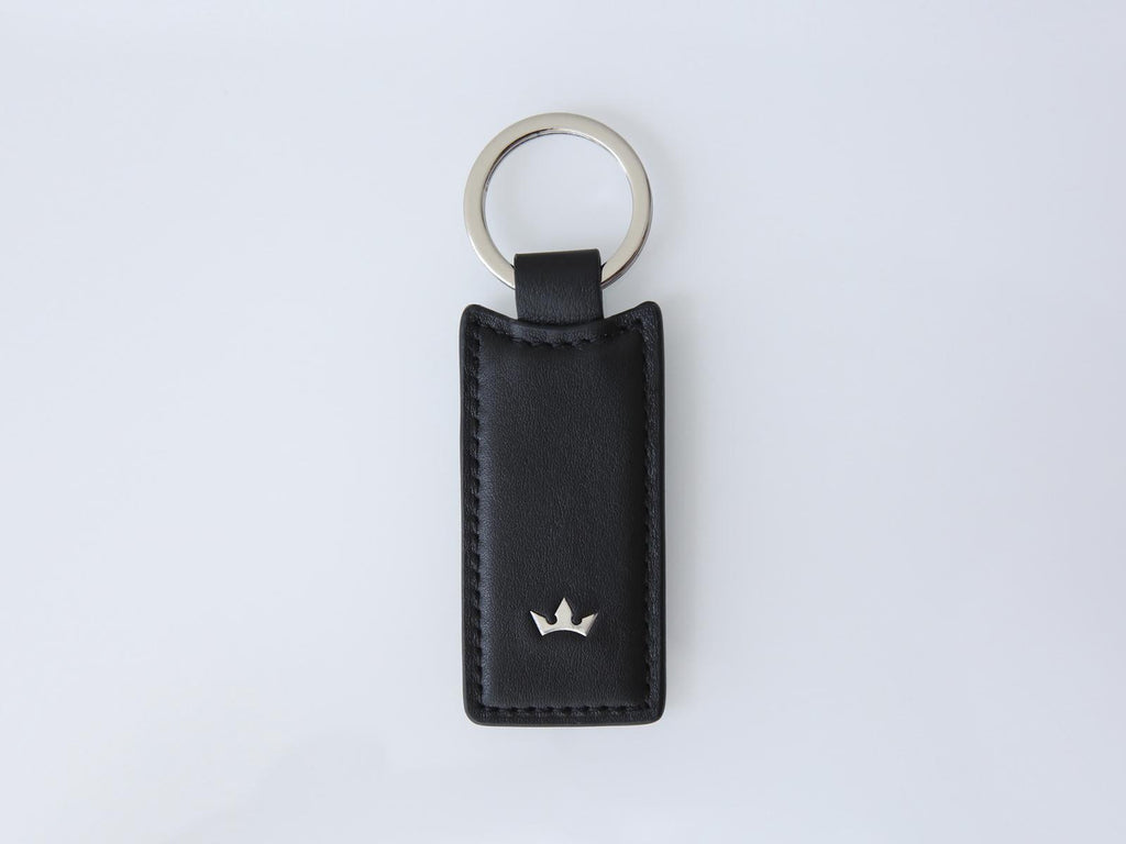 Roderer Rectangular Key Holder Roma Black