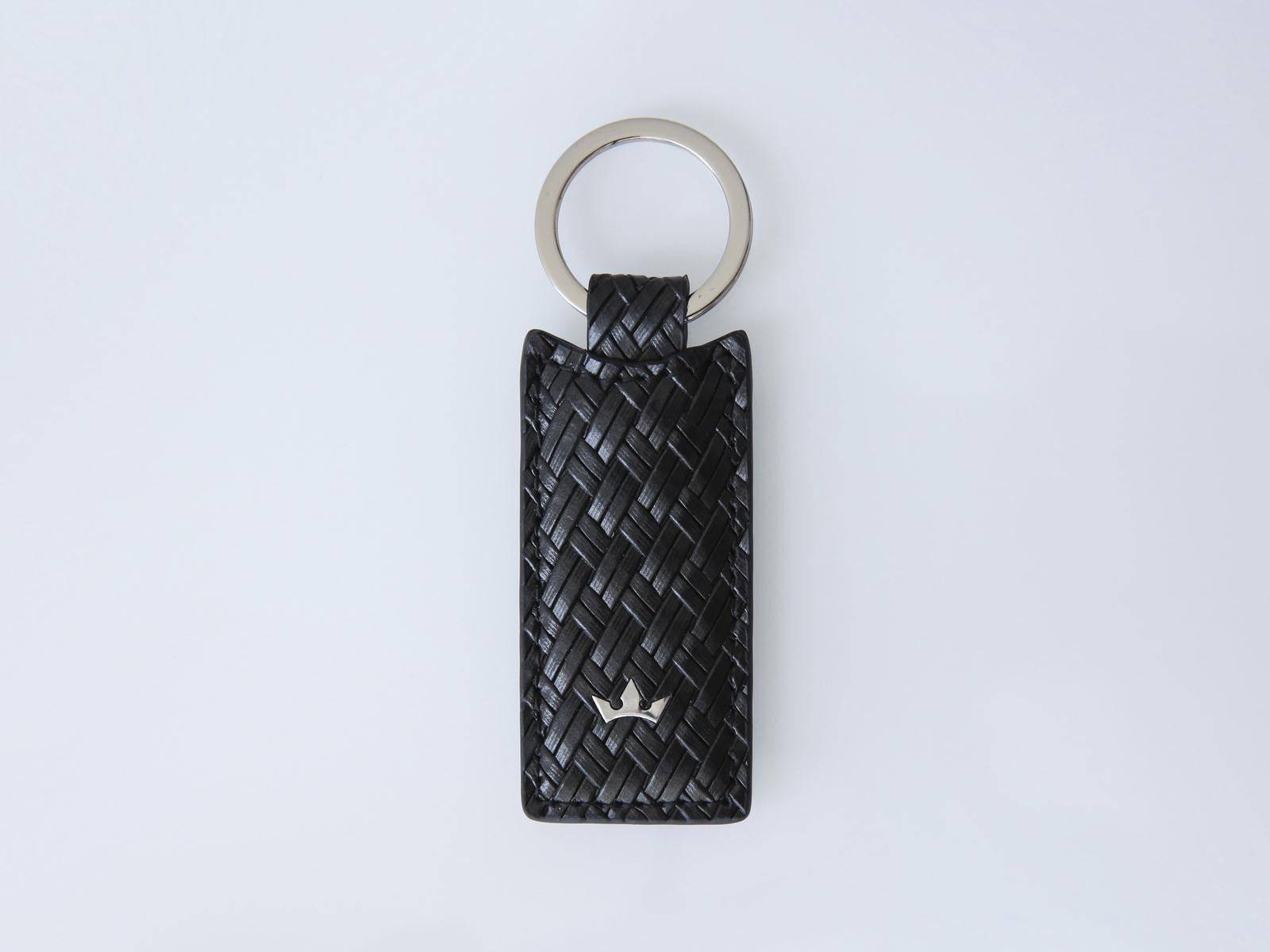 Roderer Rectangular Key Holder Torino Black