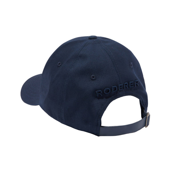 NOVA BASEBALL CAP > 3D EMBROIDERED LOGO NAVY BLUE