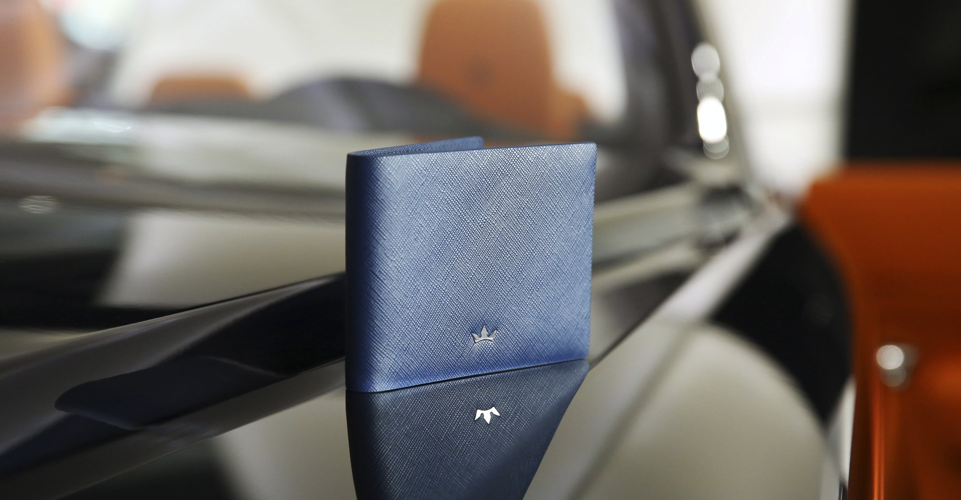 Roderer Trophy Wallets