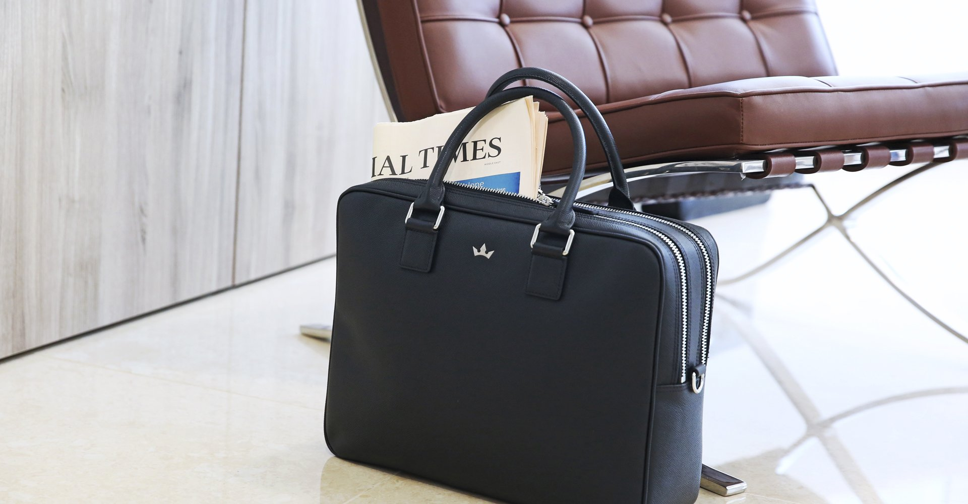 Roderer Business Bag Collection