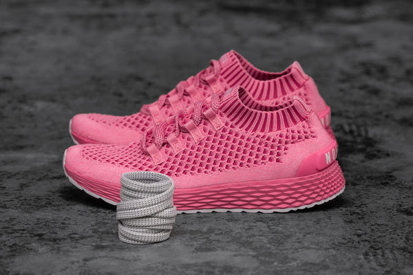 Preview of Bright Pink Knit Runner