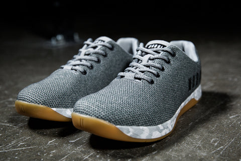 GREY HEATHER TRAINER (WOMEN'S)