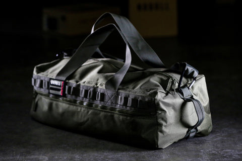 TRADITIONAL DUFFLE (ARMY) - NOBULL - 1