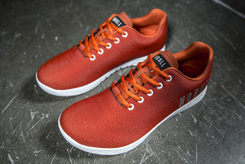 BURNT ORANGE TRAINER (MEN'S)