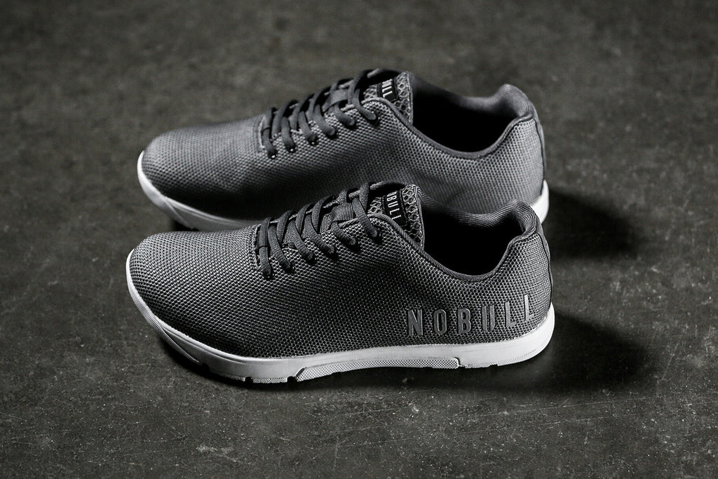 GREY WHITE TRAINER (MEN'S) - NOBULL - 3