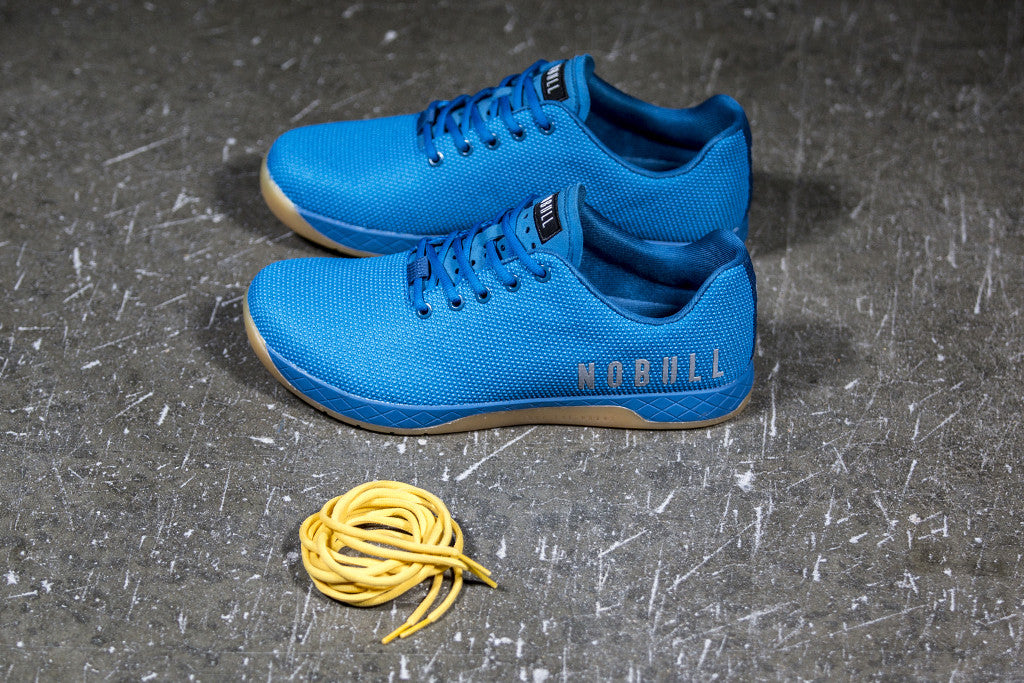 ELECTRIC BLUE TRAINER (WOMEN'S) - NOBULL - 5