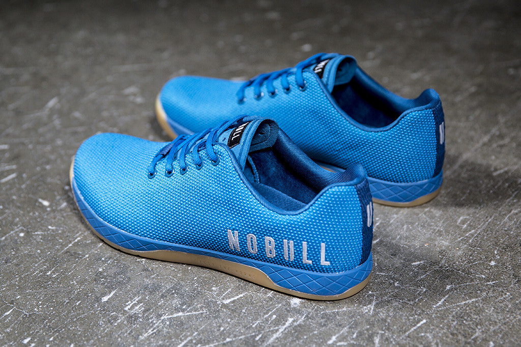 ELECTRIC BLUE TRAINER (WOMEN'S) - NOBULL - 10