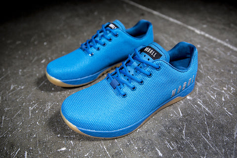 ELECTRIC BLUE TRAINER (WOMEN'S) - NOBULL - 1