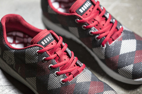 ARGYLE TRAINER (MEN'S)