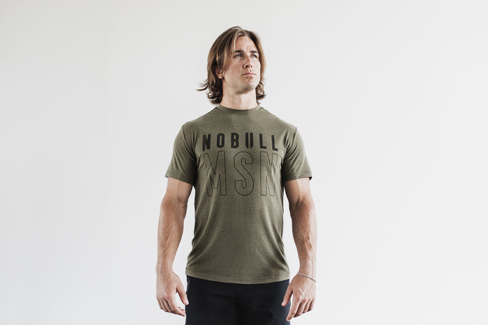 MEN'S NOBULL TEE (MADISON)