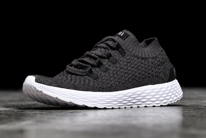 GRAPHITE KNIT RUNNER (WOMEN'S)