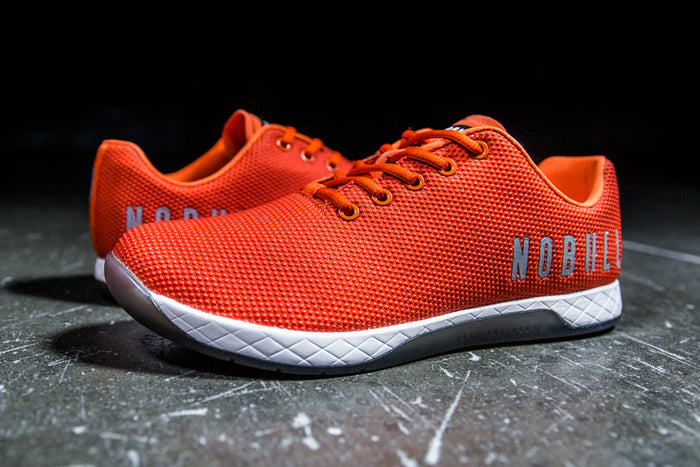 BRIGHT ORANGE TRAINER (MEN'S)