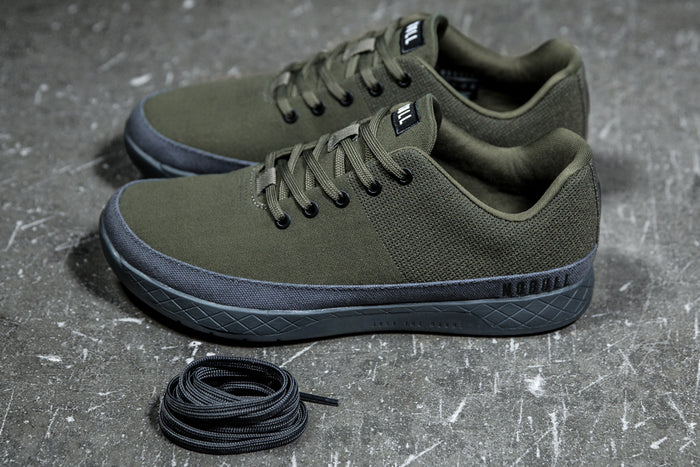 ARMY CANVAS TRAINER (WOMEN'S)