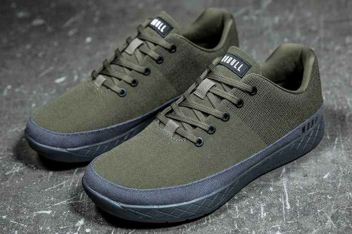 ARMY CANVAS TRAINER (MEN'S)