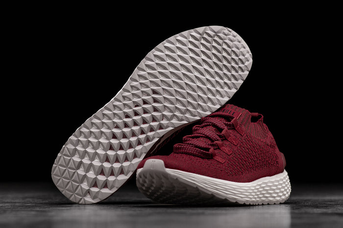 CRIMSON KNIT RUNNER (MEN'S)