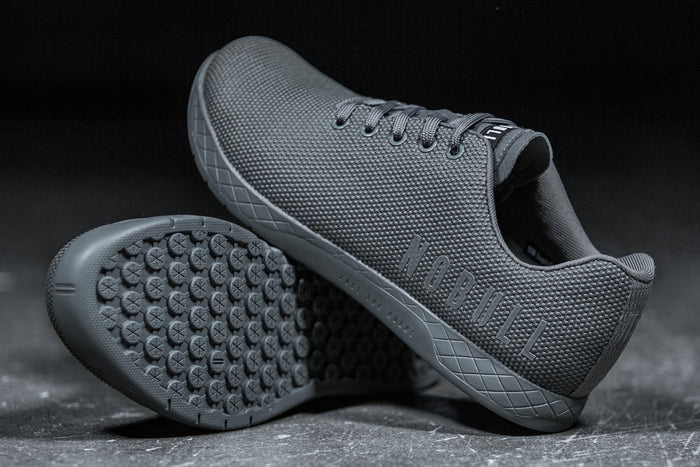 DARK GREY TRAINER (WOMEN'S)