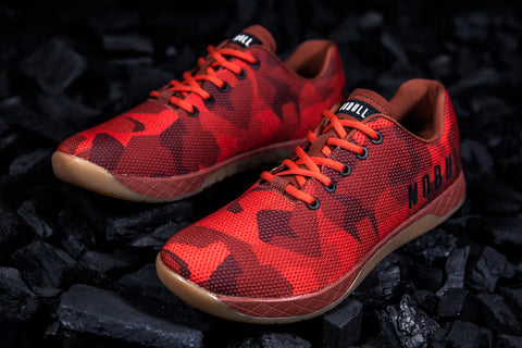 FIRE CAMO TRAINER (MEN'S)