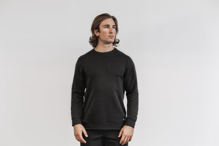 MEN'S PERFORMANCE CREW SWEATSHIRT