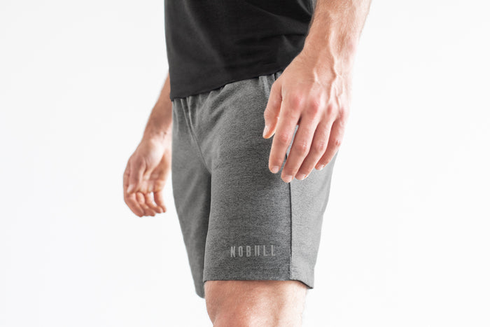 MEN'S KNIT SHORT (HEATHER)