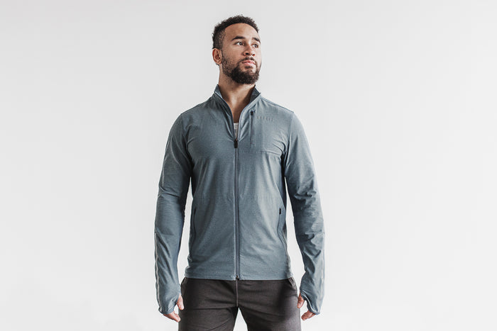 MEN'S 4-WAY STRETCH WOVEN JACKET