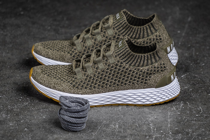 OLIVE KNIT RUNNER (WOMEN'S)