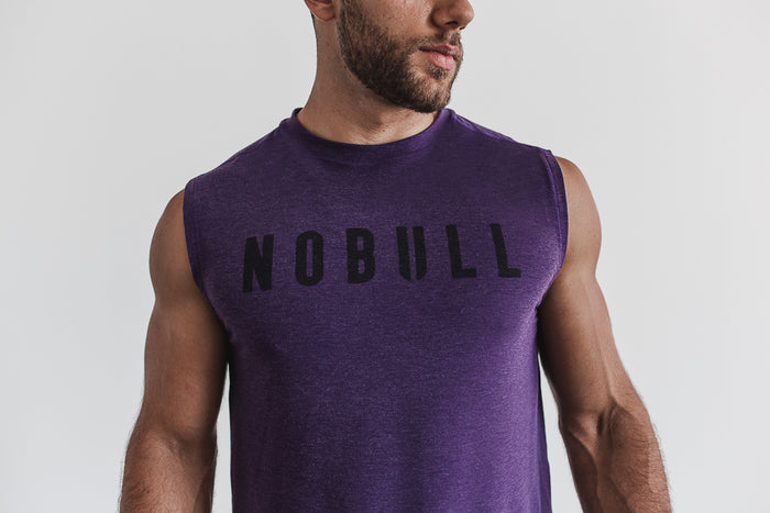 MEN'S SLEEVELESS TEE