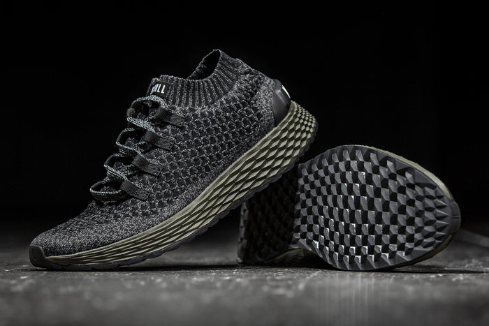 BLACK IVY KNIT RUNNER (WOMEN'S)