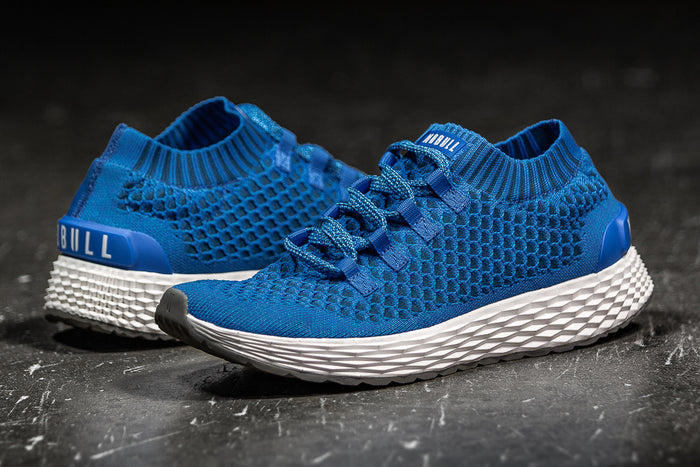 BLUE KNIT RUNNER (MEN'S)