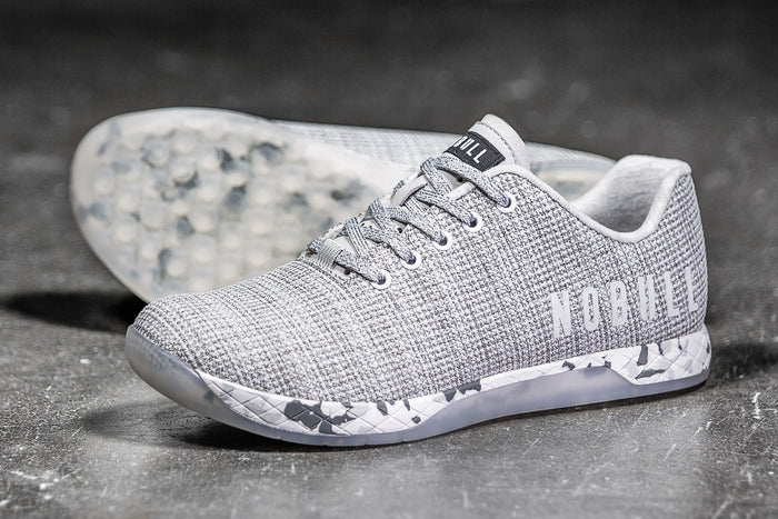 WHITE HEATHER GRANITE TRAINER (WOMEN'S)